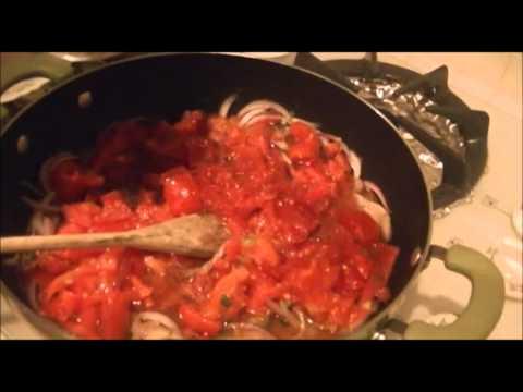 Salmon And Tomato Stew