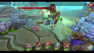 Троян Хутра - Лорди Мобільний Монстр Керівництво #1