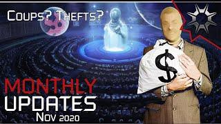 Dual Universe Nov Monthly Political Recap