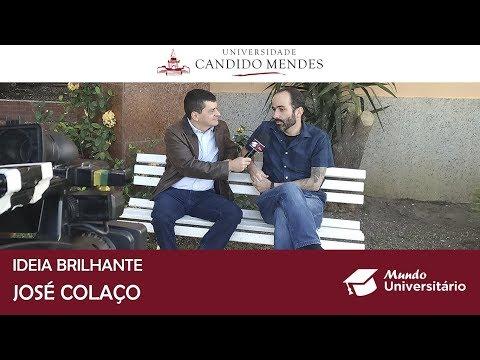 Ideia Brilhante - José Colaço no Viva Ciência