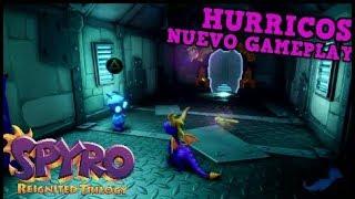 Spyro: Reignited Trilogy: Spyro 2   Hurricos   Nuevo gameplay 15/8/2018