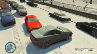 GTA 4 Зима в Либерти Сити   Скачать через торрент