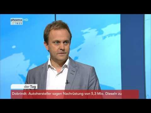 Diesel-Gipfel: Martin Seiwert zu den Ergebnissen am 02.08.17