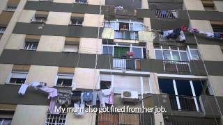 Luisa's story - 11 year old girl living in poverty
