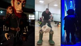 Tim Phelps   Puppetry Reel
