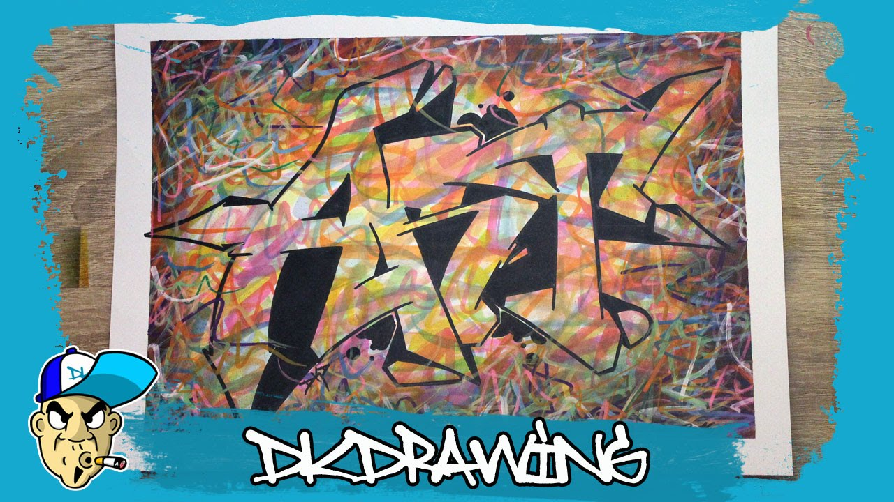 Graffiti Tutorial For Beginners How To Draw Graffiti Letters Art