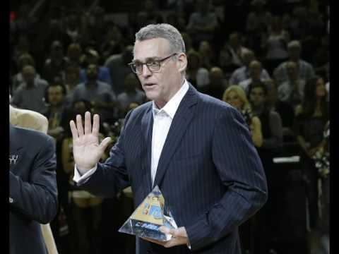 Spurs GM RC Buford on Tim Duncan - The Vertical Podcast with WOJ