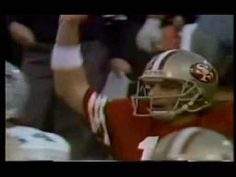 NYG 1985 Wild Card Intro Vs 49ers