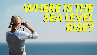 Shouldn't sea levels have risen by now?