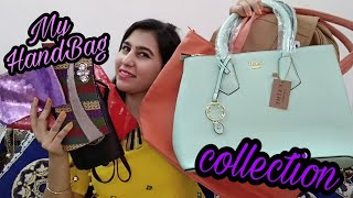 My HANDBAG COLLECTION cathy london, butterfly, cappuccino.. ❤️❤️ #Nishastylingtrend