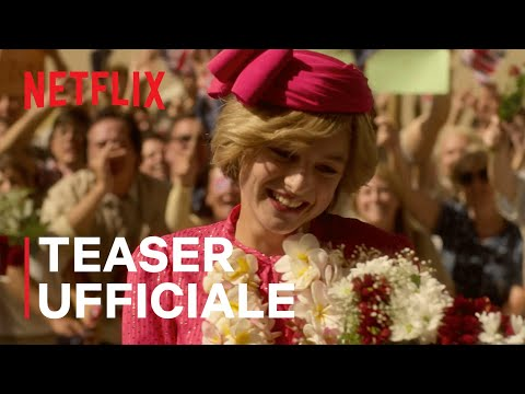 The Crown - Stagione 4 | Teaser ufficiale (in ITALIANO) | Netflix
