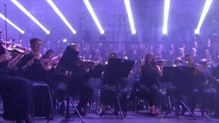 Zakochani w Lublinie. Koncert z okazji 700. lecia - Otwarcie - orkiestra i chór.