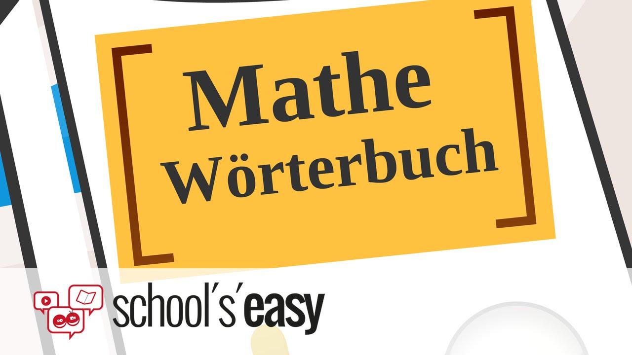 mathe deutsch deutsch mathe fachbegriffe erkl228rt