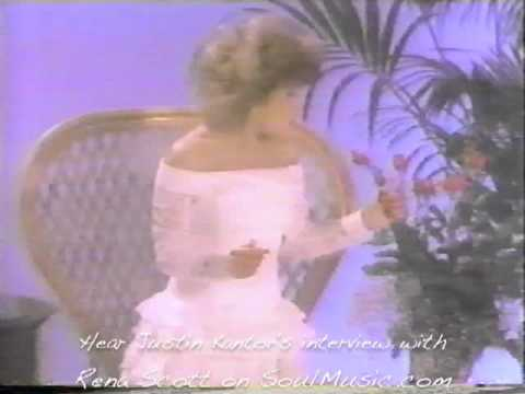 Rena Scott — I Could Use a Kiss ('88 R&B/Soul Slow-Jam Video)