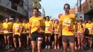 CORRIDA de ABC Color (2014)