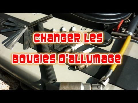 comment changer les bougies d 39 allumage youtube. Black Bedroom Furniture Sets. Home Design Ideas