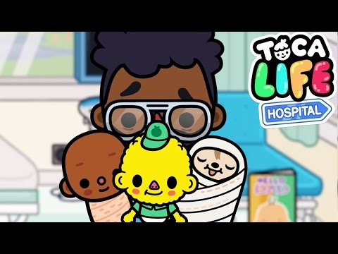 Baby Doctor Games Toca Life Hospital | Fun Educational Game for Kids And Preschool
