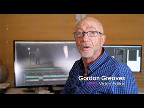 Gordon Greaves Video Editor Showreel E final