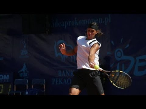 rafael-nadal's-first-title---sopot-2004-final,-nadal---acasuso-(highlights)-hq