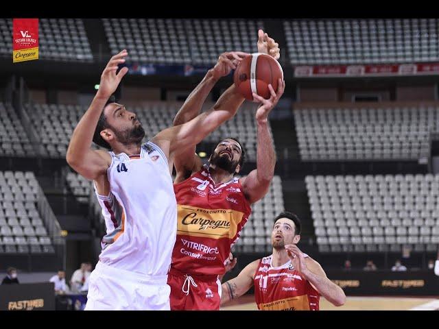 [Sintesi] Virtus Roma - Carpegna Prosciutto Basket Pesaro: 69 - 84