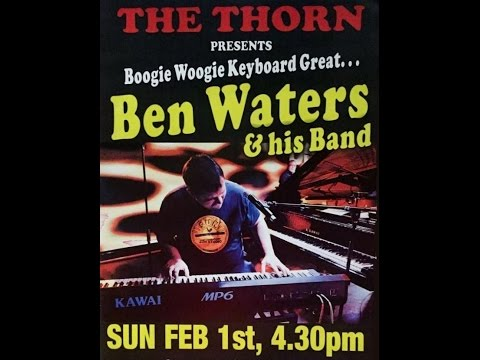 Ben Waters At The Thorn Hotel