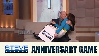 Steve and Marjorie kissed... WHERE? || STEVE HARVEY