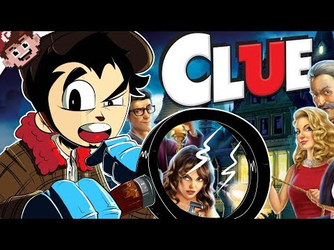 A MURDER HAS BEEN COMMITTED! Clue: The Classic Mystery Game