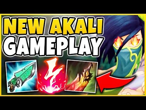 JUST HOW STRONG IS THE NEW AKALI?!? (IS SHE STILL VIABLE?) NEW 9.4 AKALI GAMEPLAY! League of Legends