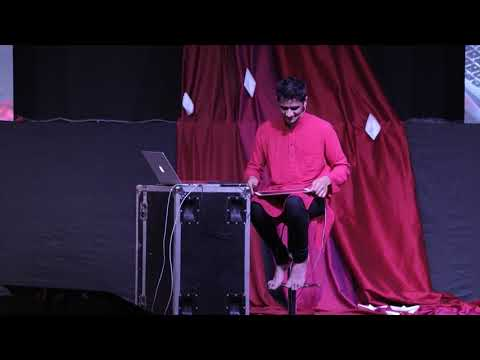 Reinvention of Indian Classical Music with a Genius | Mahesh Raghvan | TEDxSurat