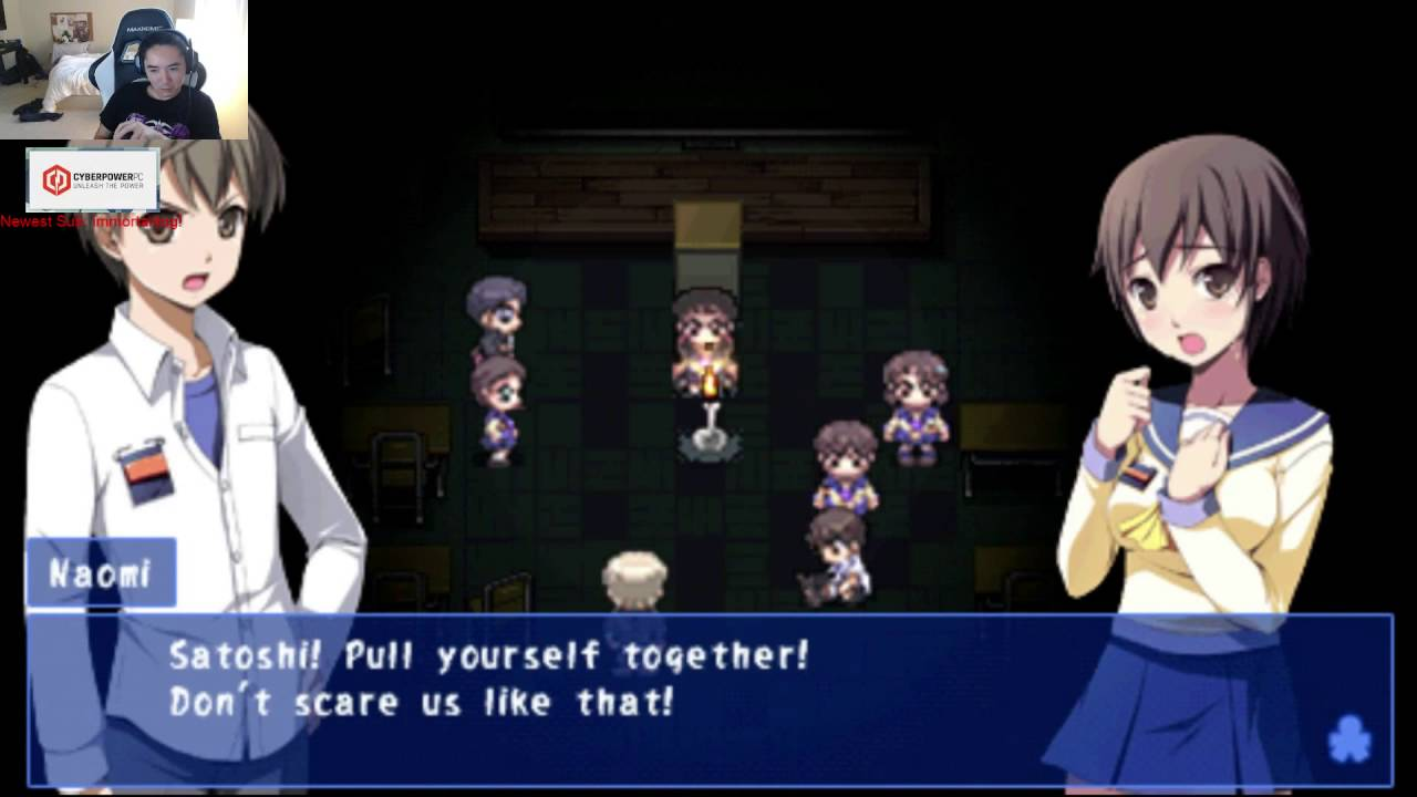 corpse party psp