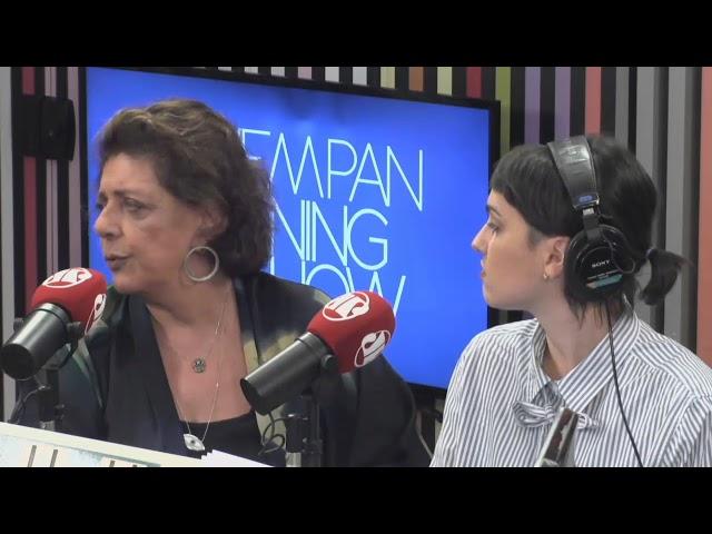 """Leda Nagle: """"Enfrentei censura de maneiras muito contundentes"""""""