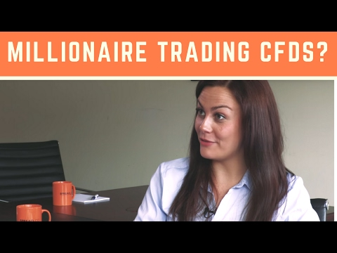 Has anyone ever become a millionaire by trading CFDs?