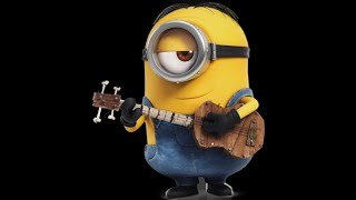 Minions sing russian anthem #TryNotToCry
