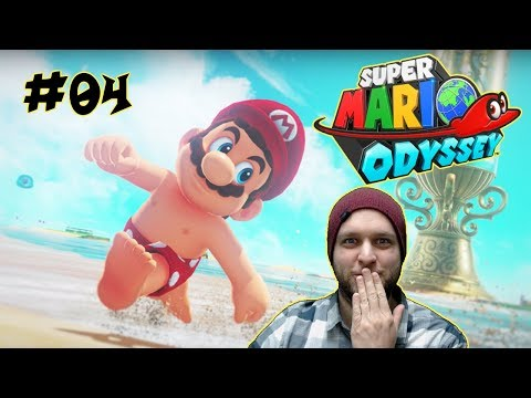 This Is Like Atlantis! (Well, Kinda...) - Super Mario Odyssey - Gameplay [#04]