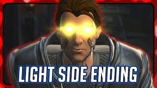 SWTOR: Theron Shan Lives & Rejoins the Alliance - The Nathema Conspiracy Light Side Ending