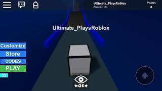 Fallo en la geometría Edición Roblox (roblox)