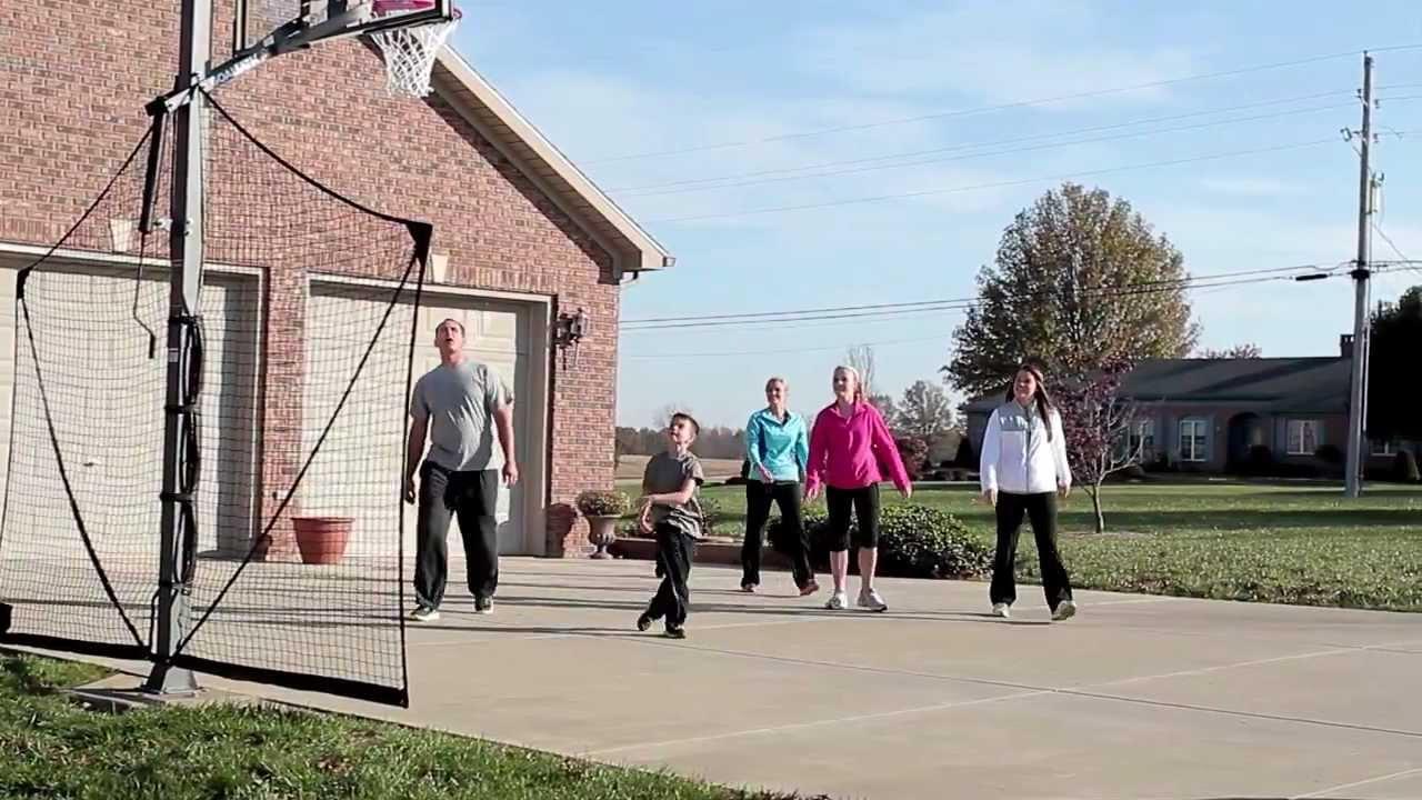 Goaliath Yard Defender - YouTube