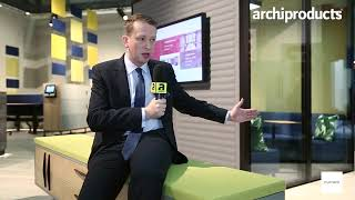 Orgatec 2018 | FURNIKO - Maciej Machulski presents Silent Cube, Tundra and the office concept