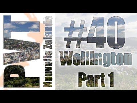 Nouvelle-Zélande - Ep.40 : Wellington Partie 1 (Cuba Street, Cable car & Botanic Gardens)