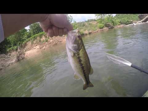 Fishing On The James River - Galena, MO