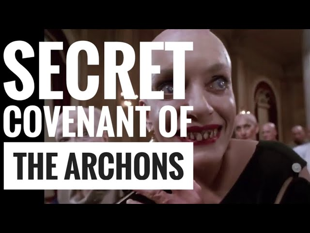 The Secret Covenant of the Archons | @ChiefYuya