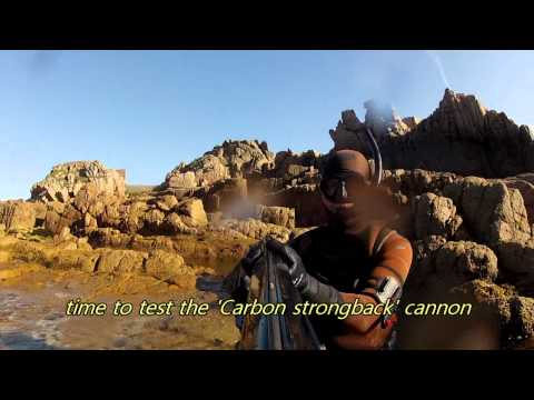 Guernsey Spearfishing - May 2012 - Days of Contrast.wmv