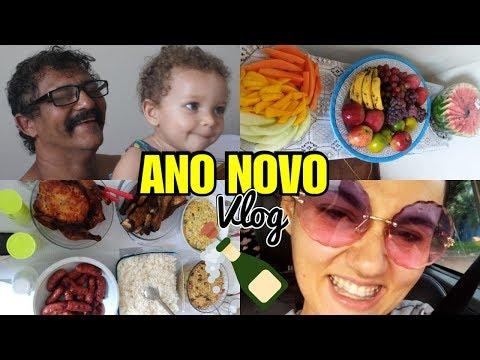 NOSSO ANO NOVO em Goioerê COM MEU PAI ♥ Eláyne Oliveira