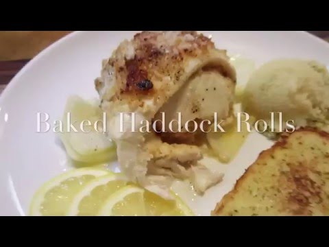 The BEST Baked Haddock -Easy