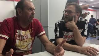 Vlada Novaković i Gojko Andrijašević o pobedi Crvene zvezde nad Olimpijakosom   SPORT KLUB FUDBAL