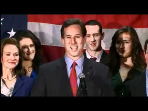 Senator Rick Santorum quits election campaign for Republican nomination