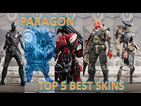 Paragon - Top 5 Best Skins