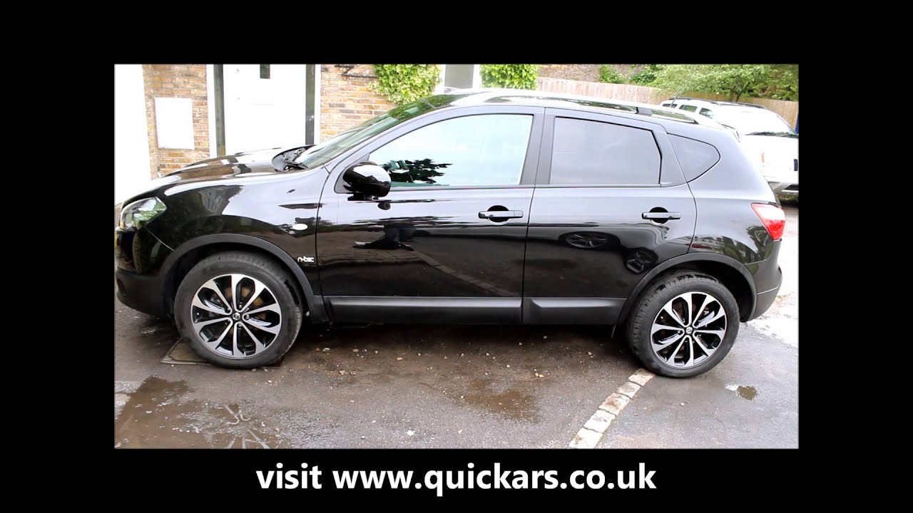 2011 61 nissan qashqai 4wd 2 0 dci n tec diesel for sale 14 750 youtube. Black Bedroom Furniture Sets. Home Design Ideas