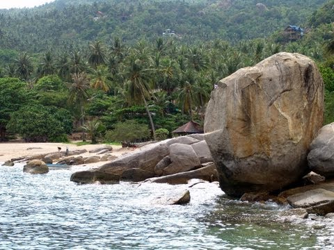 Thailand - Koh Tao, Turtle Island Gulf of Thailand