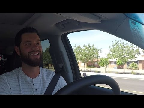 Brandon Belt discusses getting behind the wheel